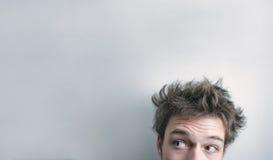 Taglio dei capelli? Immagini Stock Libere da Diritti