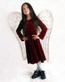 Sguardo heavenly Fotografia Stock