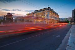 Sguare do Syntagma Imagem de Stock
