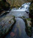 Sgwd y Pannwr Waterfall Royalty Free Stock Photos