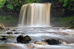 Sgwd yr Eira Royalty Free Stock Images