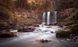 Sgwd yr Eira Waterfall Country Stock Images