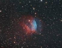 SH2-174星云 免版税图库摄影