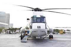 SH 3 Sea King Royalty Free Stock Image