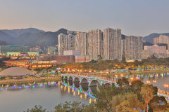 Sha tenn, Hong Kong arkivfoton