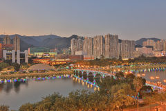 Sha tenn, Hong Kong royaltyfria bilder