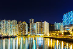 Sha Tin in Hong Kong Royalty Free Stock Image