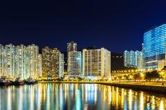 Sha Tin in Hong Kong Royalty Free Stock Image