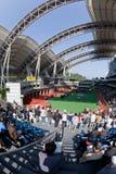 Sha Tin Racecourse, Hong Kong Stock Photos