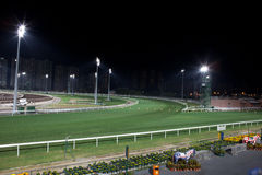 Sha Tin Racecourse, Hong Kong Royalty Free Stock Images