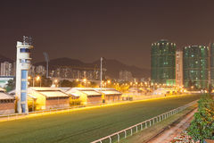 Sha Tin Racecourse, Hong Kong Royalty Free Stock Photography