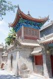 SHAANXI, CHINA - Jun 05 2015: Wanshou Banxian Palace. a famous H. Istoric Sites in Xi'an, Shaanxi, China Stock Image