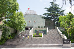 SHAANXI CHINY, Jun, - 05 2015: Xi'an Banpo muzeum sławny Histo Fotografia Royalty Free