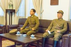SHAANXI CHINY, Jun, - 03 2015: Zhang Xueliang siedziba (Zhangxuel Zdjęcia Royalty Free