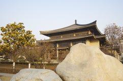 Shaanxi historiemuseum Arkivbilder
