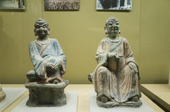 Shaanxi History Museum Royalty Free Stock Images
