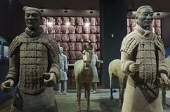 Shaanxi History Museum Stock Photography