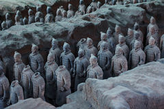 Shaanxi West An Qinling Terracotta Royalty Free Stock Photography