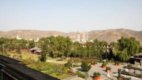 Shaanxi xianyang Bin County jinzhou.would Stock Images