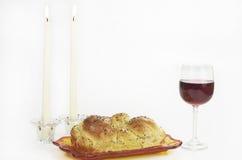 Shabbat święcenie Fotografia Stock