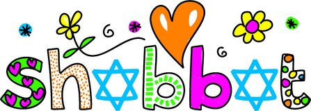 Shabbat libre illustration