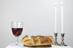 Shabbat-Befolgung Stockbild