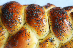 Shabbat - Challah bread Stock Photos
