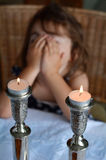 Shabbat eve Stock Photo