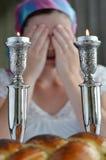 Shabbat eve Stock Image