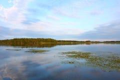 Shabbona Lake in Illinois Royalty Free Stock Photography