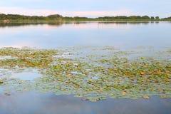 Shabbona Lake Landscape Illinois Royalty Free Stock Photo