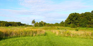 Shabbona Lake State Park Stock Photo