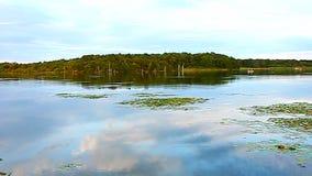 Shabbona sjö Illinois lager videofilmer