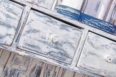 Shabby κομψό ύφος επίπλων Στοκ Φωτογραφίες