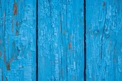 Shabby μπλε χρώμα στους πίνακες - υπόβαθρο ή texture_ Στοκ φωτογραφίες με δικαίωμα ελεύθερης χρήσης