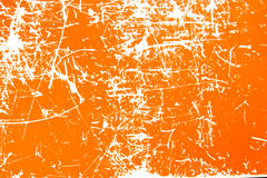 Shabby πορτοκαλί υπόβαθρο στοκ φωτογραφίες