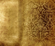 shabby background with classy patterns Stock Photo