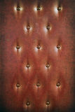 Shabby brown texture in old door Royalty Free Stock Photos
