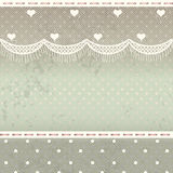 Shabby chic background Stock Photography