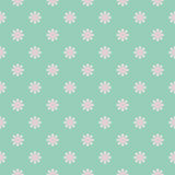 Shabby chic flower pattern. Shabby chic rose pattern. Scrap booking floral seamless background stock illustration
