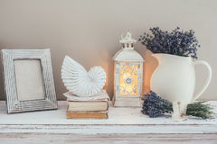 Shabby chic interior decor