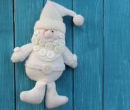 Shabby chic Santa Stock Photo