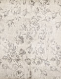 Shabby Chic vintage floral background Royalty Free Stock Photo