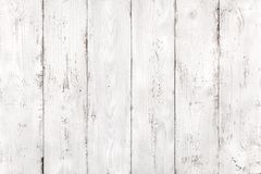 Shabby chic wooden board. Light background or texture for your design Stock Images