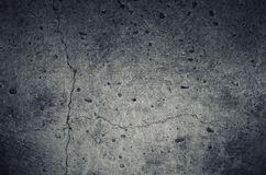 Concrete wall texture with cracks. Shabby concrete wall texture with cracks, scratches, holes Stock Photos