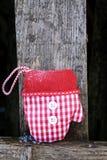 CHRISTMAS - Shabby glove ornament Royalty Free Stock Photo