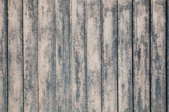 Shabby iron wall Stock Images