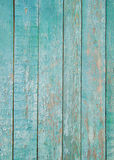 Shabby mint Wood Background Stock Image