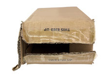 Shabby Parcel Stock Images