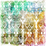 Shabby patterns Stock Photo